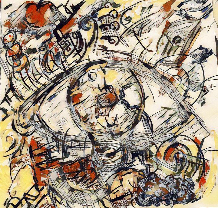 """Eye Deas I"" - Bethany Pell (Art By B)"