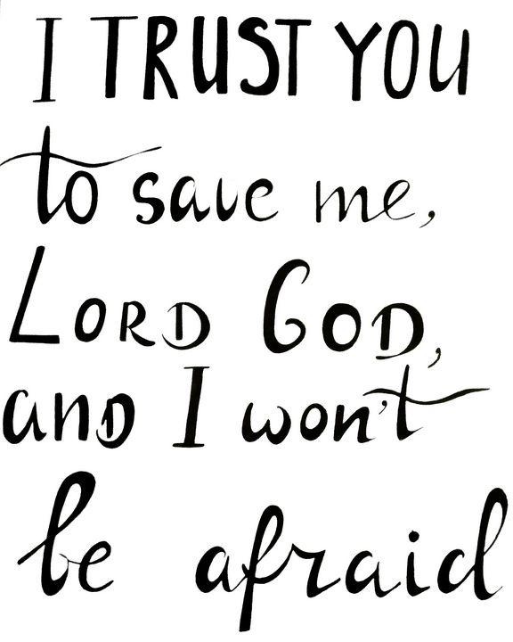 Bible verse about trust - Bible Verses