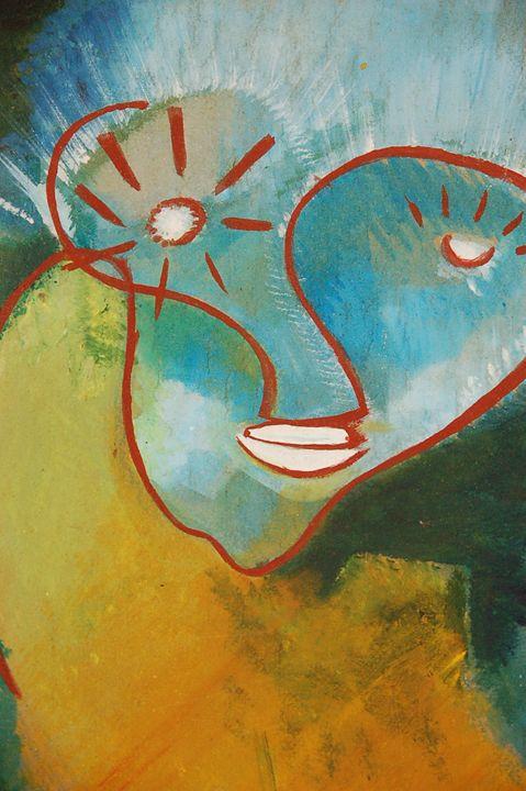 Untitled Artwork - Ricardo Cluet Artworks