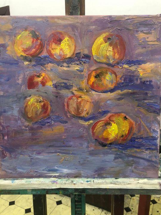 Apples - Lavinia Tofan Art