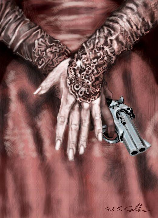 Derringer Woman - william calkins
