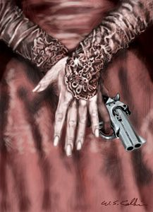 Derringer Woman