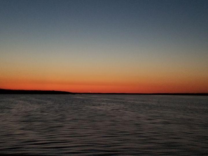 Lake Sunset - Wendy LaJean