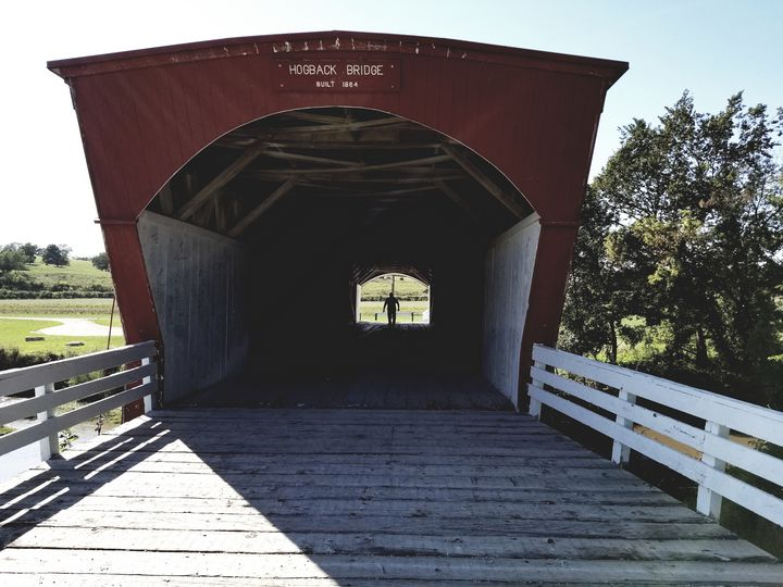 Hogback bridge - Wendy LaJean