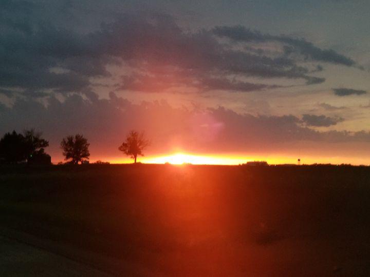 Sunset - Wendy LaJean