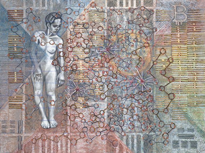 Bitcoin Puzzle - @Coin_Artist