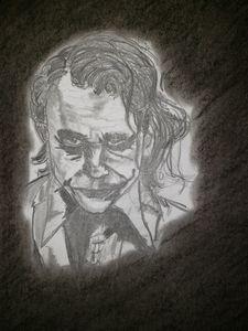 Joker - Tom Bathrick Art & Sketch