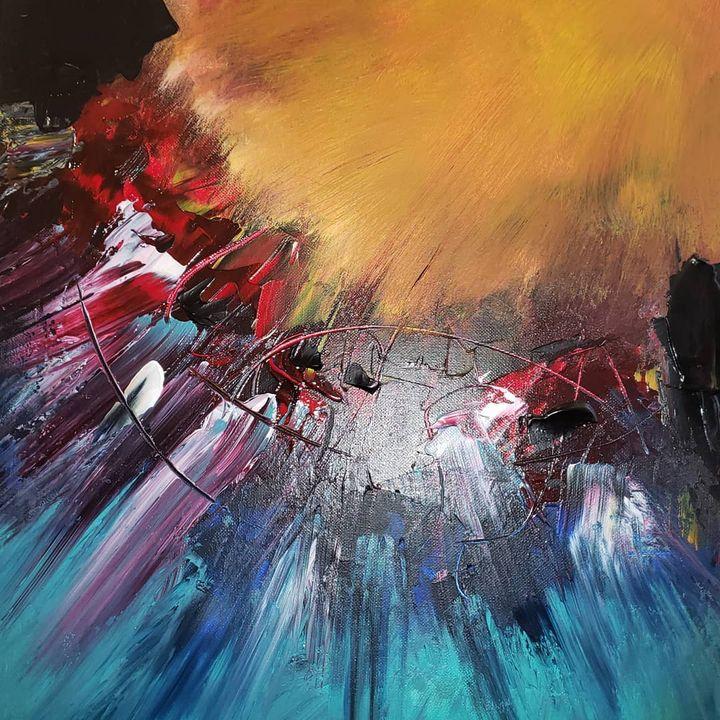 Volatile - Tom Bathrick Art & Sketch