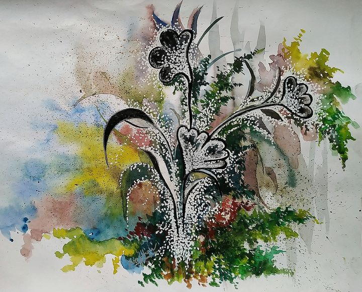 Beautiful blossom - Zara's Artworks