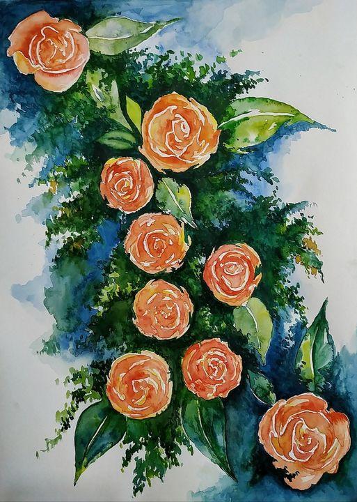 Thorny Beauty 🌹 - Zara's Artworks