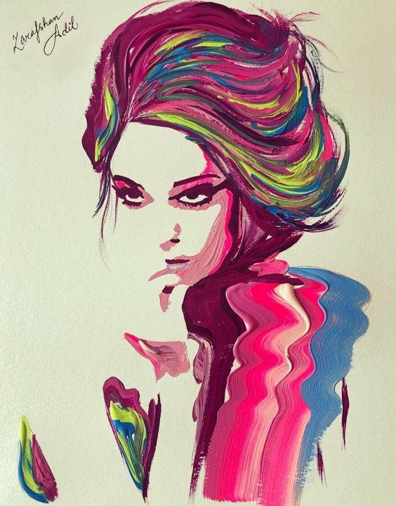 Colour Mood - Zara's Artworks