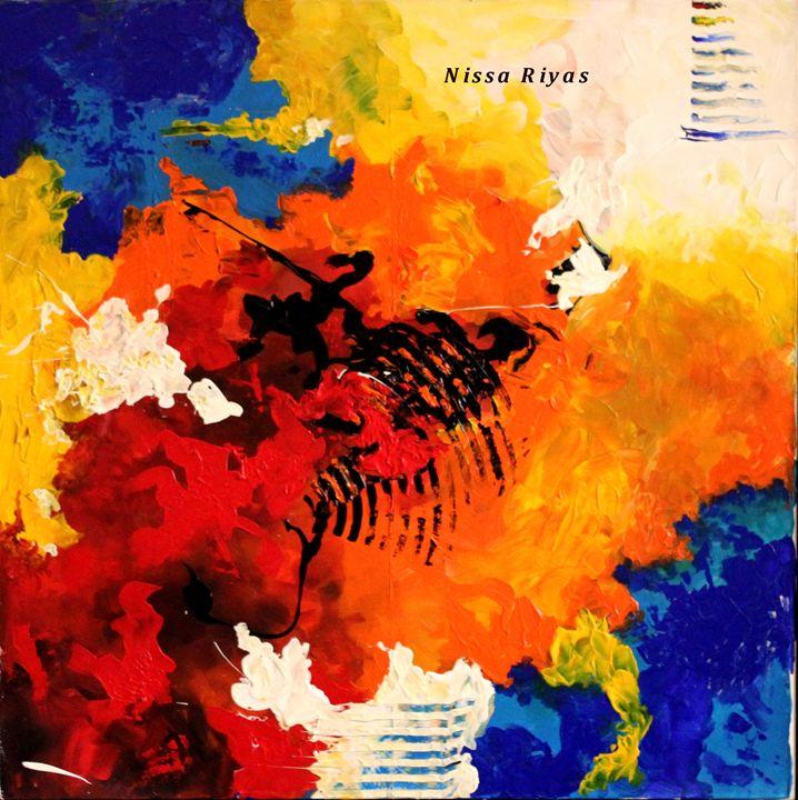 symphony - nissa riyas the artist