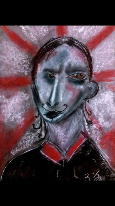 """Dalila"" - Kezua's gallery"