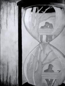 Hourglass of Love