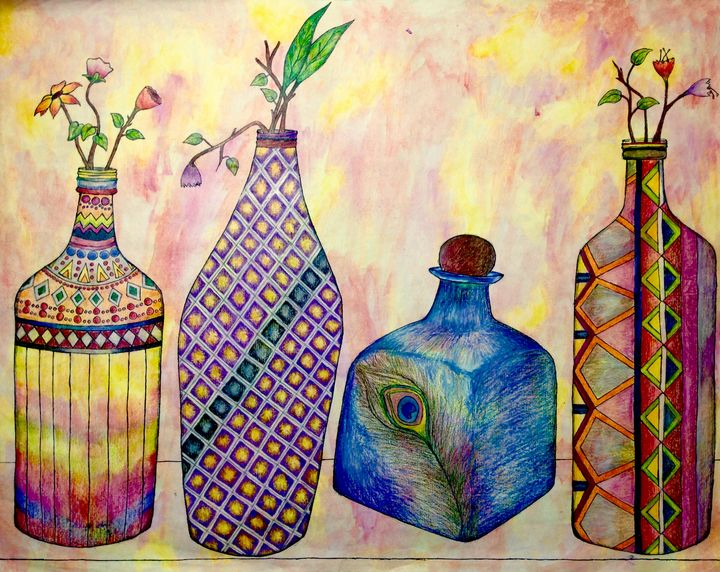 Vases and Urns - HIRIN