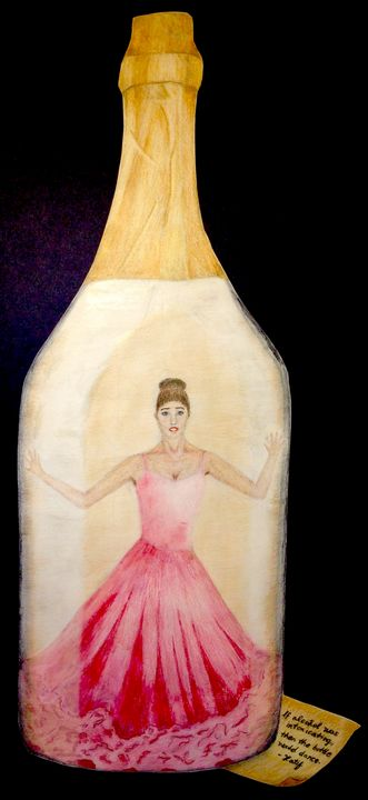 Dancing Bottle - HIRIN