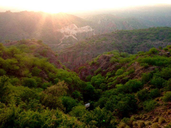 Mountains of Murree - HIRIN