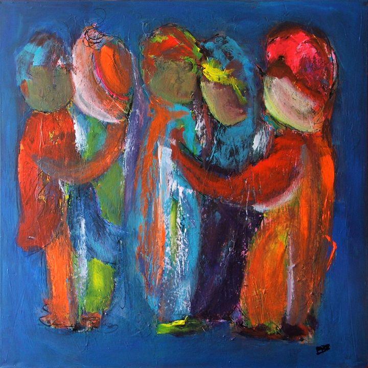 Children's hug - EllesBB