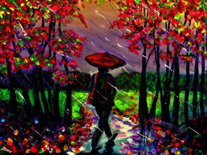 April Rain Song - Zima