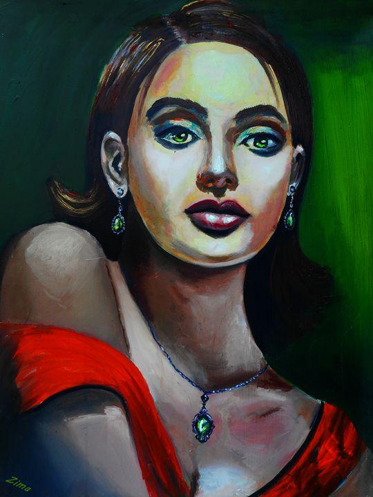 Emerald - Zima