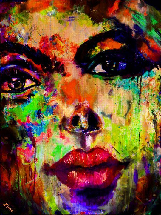A Colorful LIfe - Zima