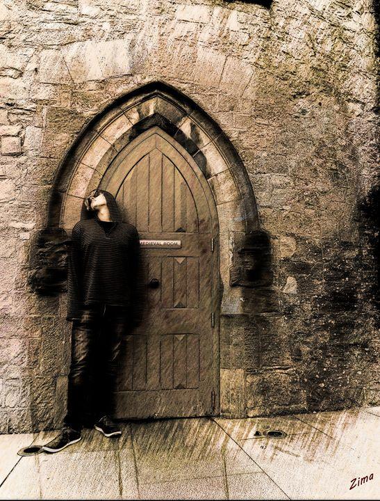 Album cover - Zima
