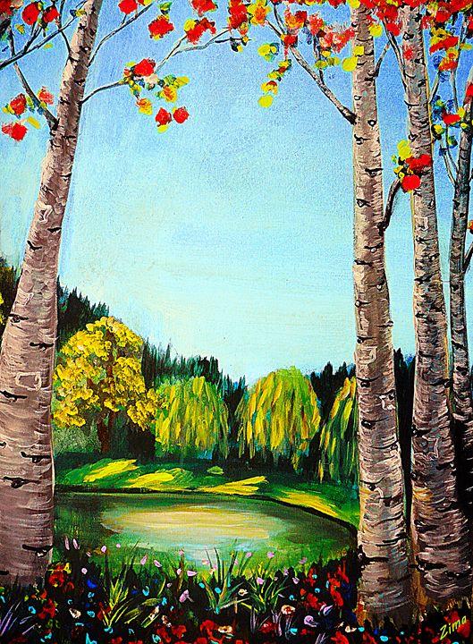 Willow Park - Zima