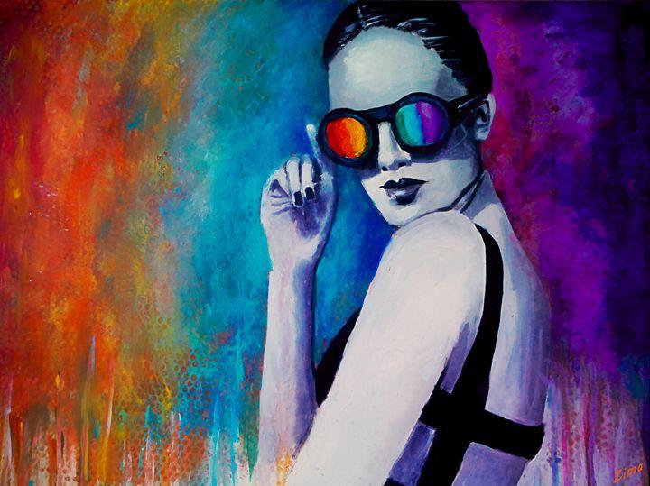 Rainbow Visions - Zima