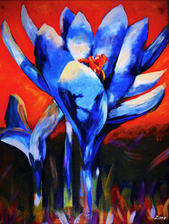 Flower of my Heart - Zima