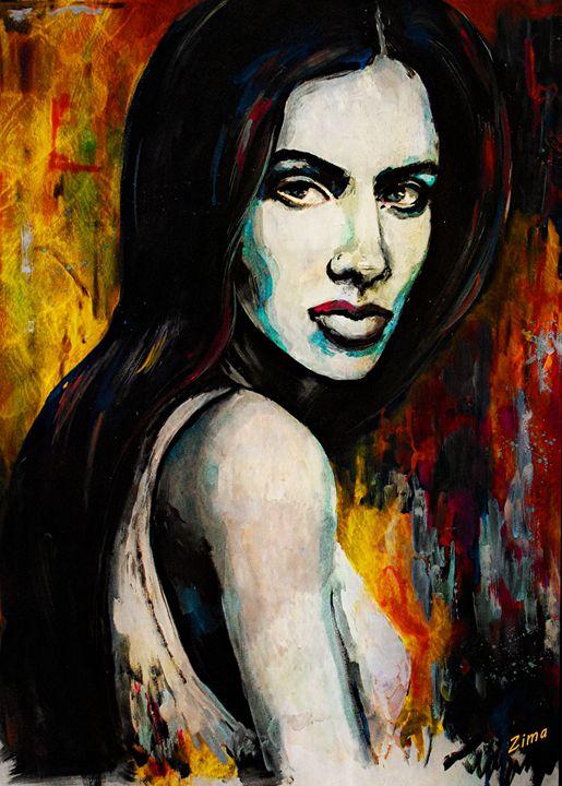 Igniting Her Passion - Zima