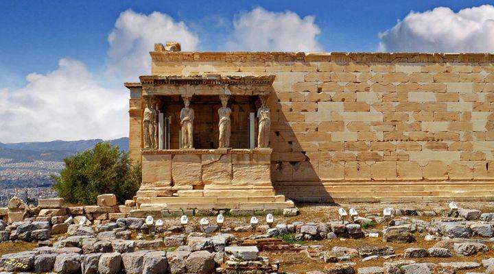 The Acropolis - Zima