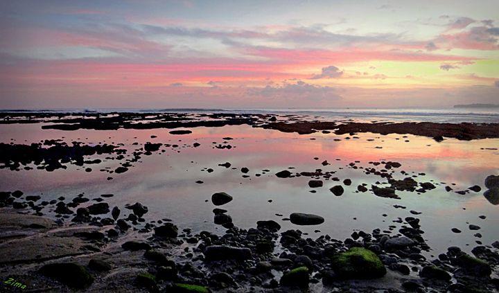 Sumba Sunset - Zima