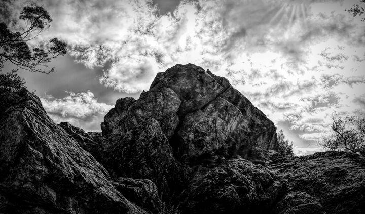 Indian Head Mountain - Zima