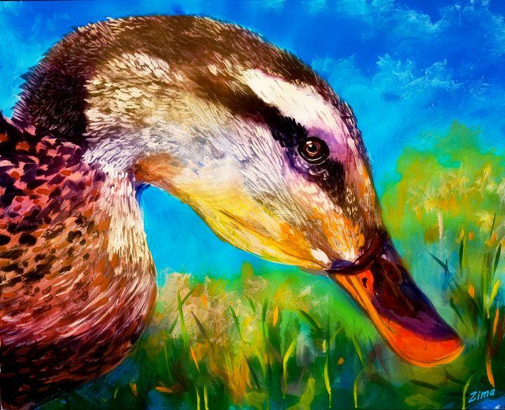 Lucky Duck - Zima