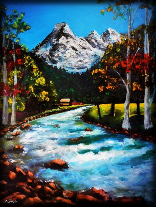 The Sound of Nature - Zima