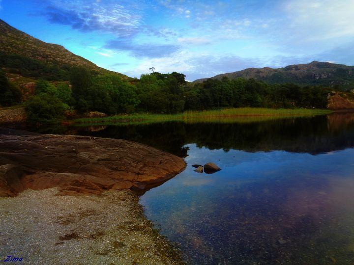 Beautiful Ireland - Zima