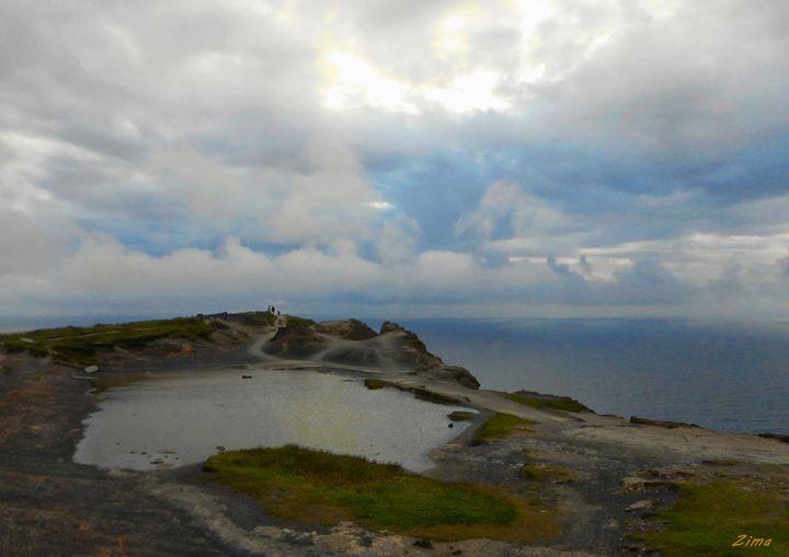 Heavenly View - Zima