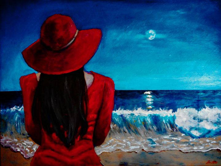 Lady In Red - Zima