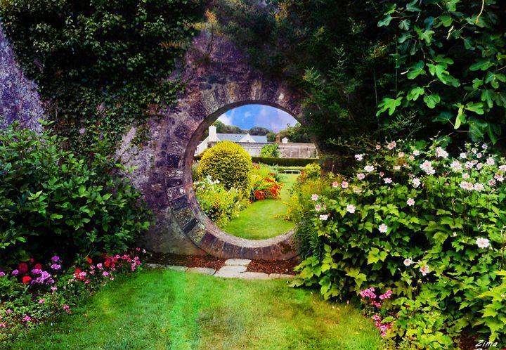 Mystical Garden - Zima
