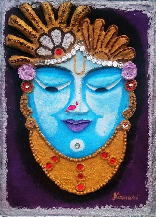 Shrinathji 3D - Kinnari