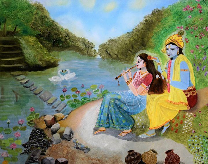 Radha Krishna - Kinnari