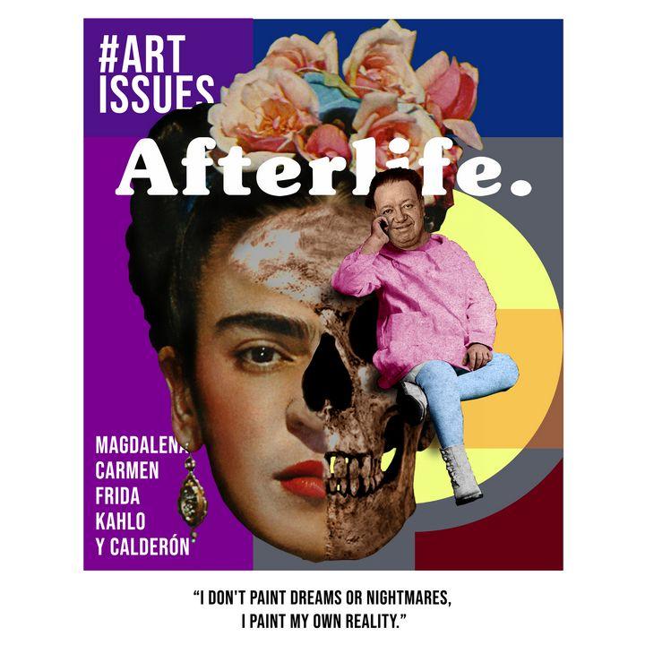 Frida Art Issue - Weekendsinner