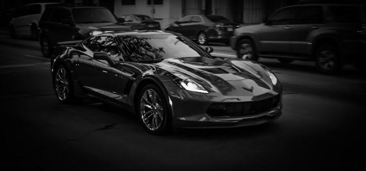 corvette - Vincent blake