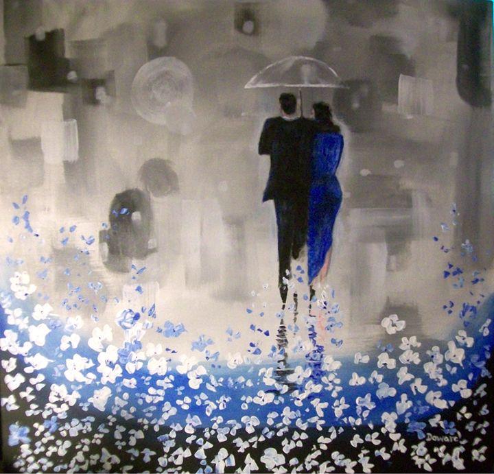 Garden Romance - Raymond Doward