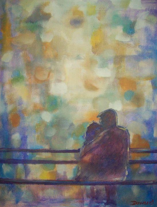 Romantic Conversation - Raymond Doward