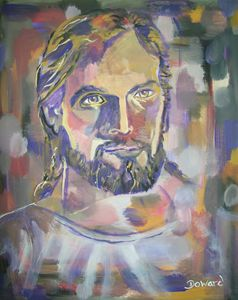 Abstract Christ
