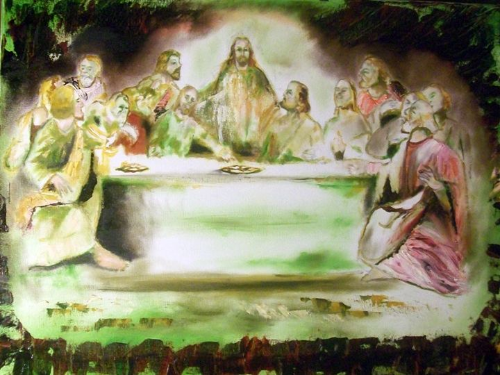 The Last Supper - Raymond Doward