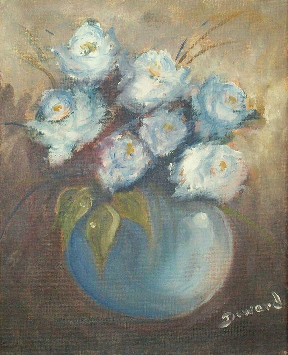 White Roses - Raymond Doward