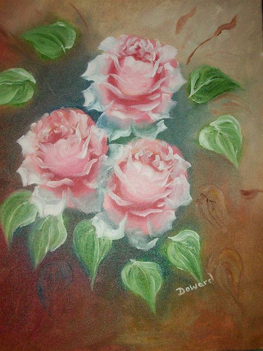 Red Roses - Raymond Doward