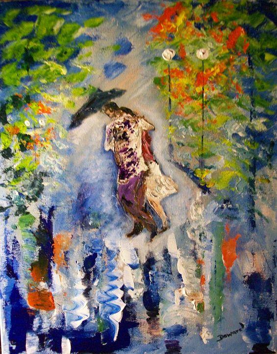 Walk out of the rain - Raymond Doward